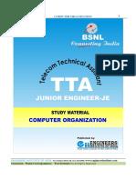 BSNL-TTA-JE-CO