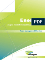 Energex - 3. AUGEX Model Supporting Information - October 2014 (1)