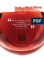 The Science Red Wine