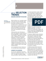 3. 2013 Selection Trends- Managing Uncertainty for Success (Erker, DDI)