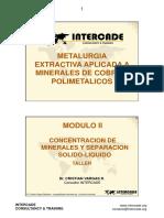 BALANCE DE MASA  DE FLOTACION.pdf
