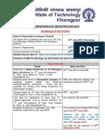 Iitkgp Registration Iitkgp 2016