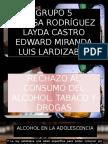 Rechazo Al Consumo Del Alcohol, Tabaco y