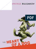 Bulgakov, Mikhail - Heart of a Dog (Vintage, 2009)