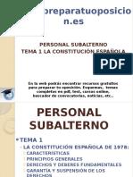 Constitución Ppt