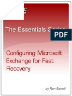 Exchange Fast Recovery