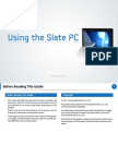 Using the SlatePC Eng v1.00