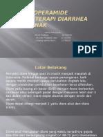 Obat Loperamide Ppt Edit