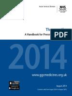 Therapeutics Handbook 2014 - 140804