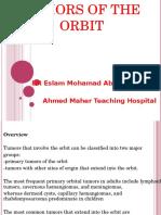 orbital tumors.ppt