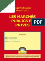 Marchés publics et privés