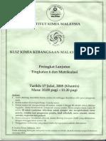 K3M 2008 - Form 6