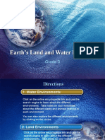 3 Land Water Forms