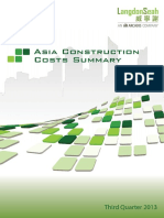 Asia Construction Data 2016