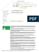 Requisito CPFL Para Microgeradores e Minigeradores