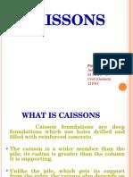 Cassion Foundation