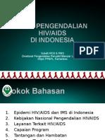 Upaya Pengendalian HIVAIDS - Training PMTCT 0611