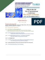 Program FOE 2015 Final 19.11