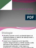Copil-Tema 1_ADHD_criterii de Diagnostic