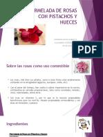 Mermelada Rosas ACD