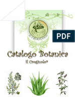 Catalogo Botanica