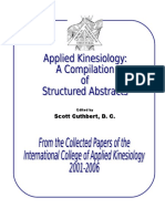 Applied Kinesiology Collected Papers (1)