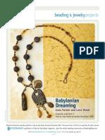 Babylonian Dreaming