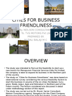 CITIES FOR BUSINESS FRIENDLINESS.pptx