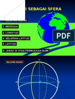 bumi sebagai sfera