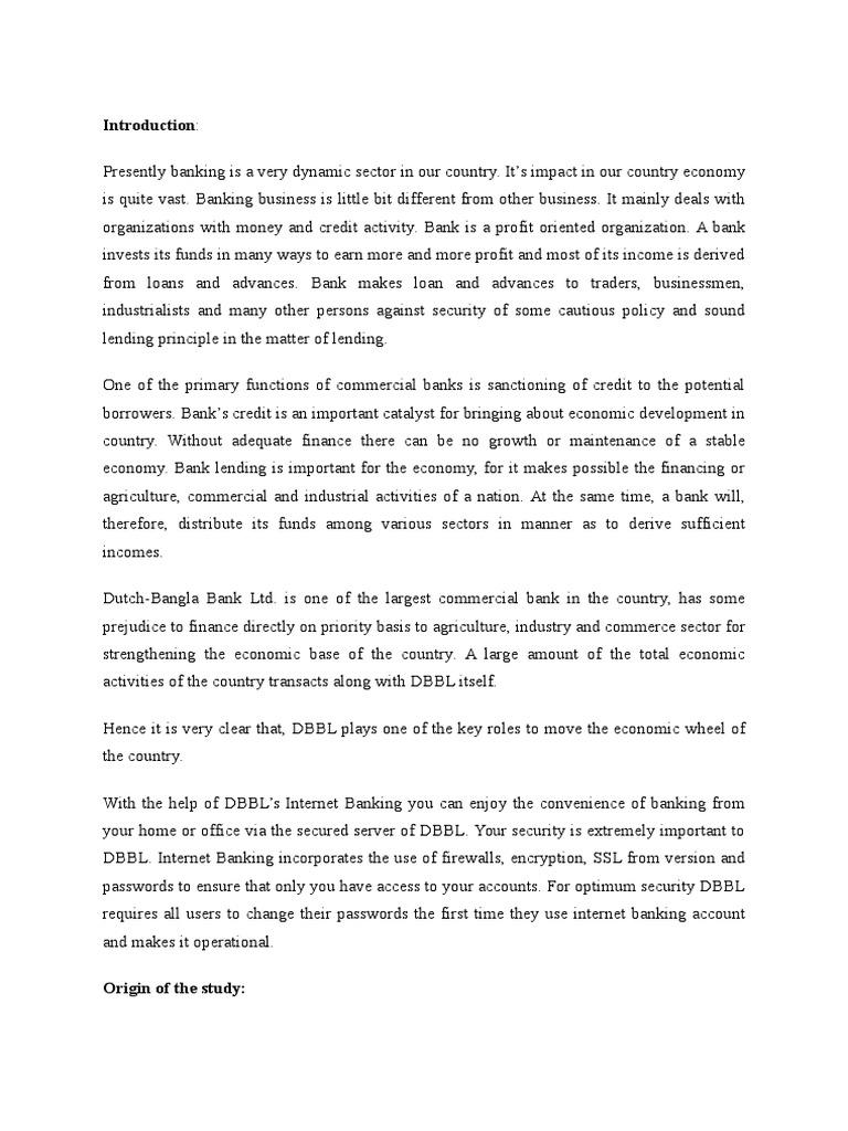 Dutch Bangla Bank Online Banking