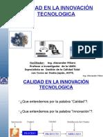 Calidad en La Innovación Tecnologica Final