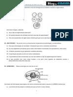 Embriologia Distribuição de Vitelo Nos Ovos.