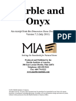 11007 Marble and Onyx Dsdm 7.2