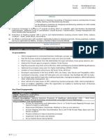PankajHemantDixit 9 Yrs Process Consulting Nihilent Pune