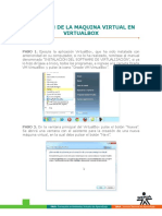 Creacion Maquina Virtual