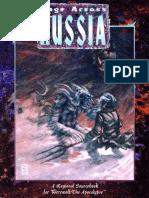 WOD - Werewolf - The Apocalypse - Rage Across Russia