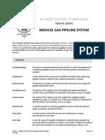 NHMSFP as Medical Gas Pipeline System