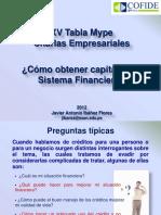 Como Obtener Capital en El Sistema Financiero
