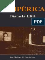 Diamela Eltit - Lumpérica