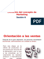 Estructura del Concepto de Marketing