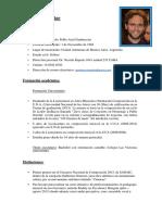Currículum Pablo Gambaccini 14-12-15.pdf