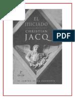 Christian Jacq El Iniciado