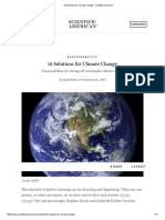 10 Solutions for Climate Change - Scientific American.pdf