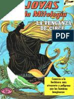 Joyas de La Mitología 179 - Venganza de Circe