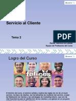 Tema 2 Servicio Al Cliente