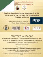 Apresentação Linguagem e Direito