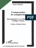 Fortin - la complexité ~ Introduction à La Méthode d'Edgar Morin