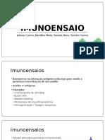 Imunoensaio