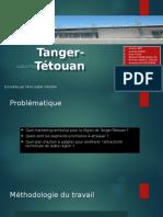 Marketing Territorial de la région Tanger Tétouan