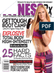 Fitness Rx for Women - August 2016